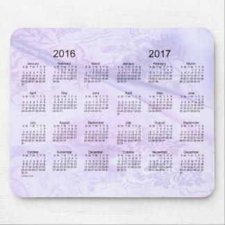 2016-2017 Blue Silk Calendar by Janz Mousepad