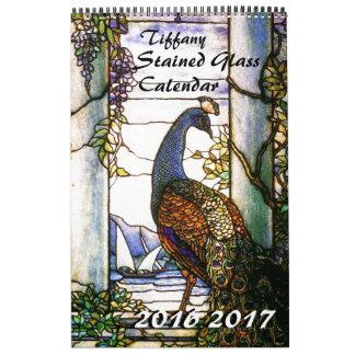 2016 2017 calendarios de la naturaleza del vitral