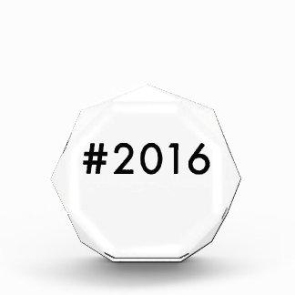 2016 ACRYLIC AWARD