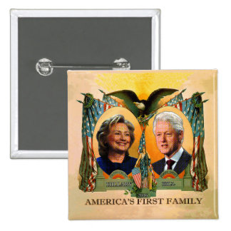 2016 America's First Family Button