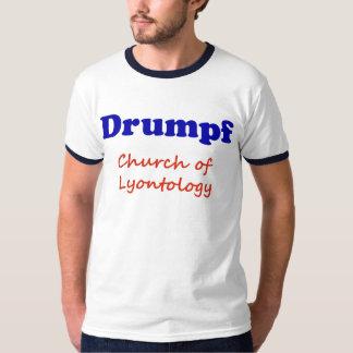 2016 Anti-trump predatory billionaire T-shirt