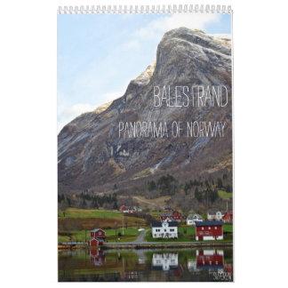 2016 Balestrand Calendar