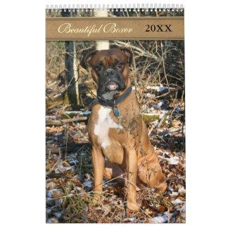 2016 Beautiful Boxer Dog Calendar
