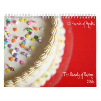 2016 Beauty of Baking Calendar