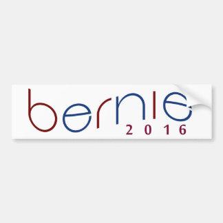 2016 Bernie Sanders Red, White, Blue Bumpersticker Car Bumper Sticker