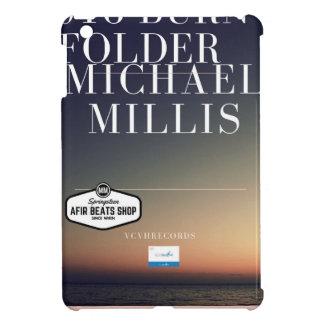 2016 bURN Folder iPad Mini Cover