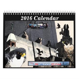 2016 Calendar - Main Cam Collages