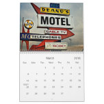 2016 Calendar of Vintage Signs First Edition