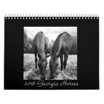 2016 Calendar - On Being Horses