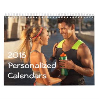 2016 calendarios personalizados