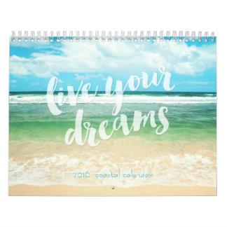 2016 coastal calendar