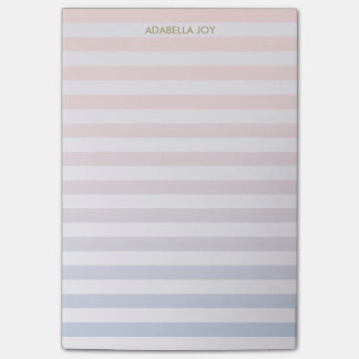 2016 Colors of the Year Personalizable PostIt® Pad Post-it® Notes