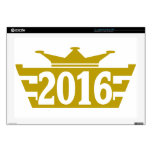 2016-Crown.png Laptop Decals