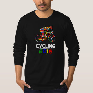 2016: Cycling T-Shirt