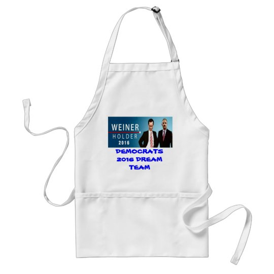 2016 DEMOCRAT DREAM TEAM ADULT APRON