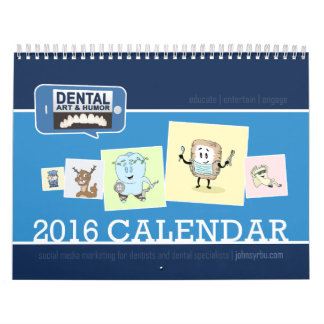 2016 Dental Calendar
