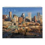 2016 Denver Colorado Calendar