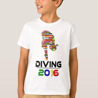 2016: Diving T-Shirt