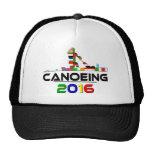 2016: El Canoeing Gorros