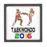 2016: El Taekwondo Cajas De Regalo De Calidad