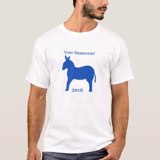 2016 Election Blue Donket Vote Democrat T-Shirt