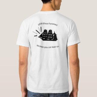 2016 Elissa Foremast Crew T-Shirt