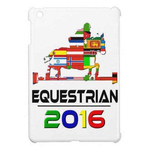 2016: Equestrian iPad Mini Covers