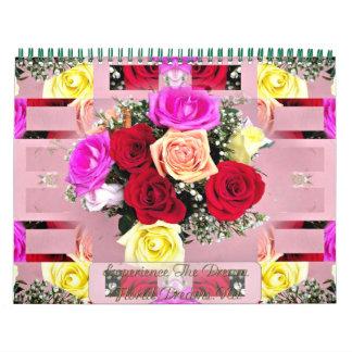 2016 Floral Dreams Calendar