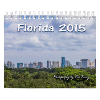 2016 Florida Calendar