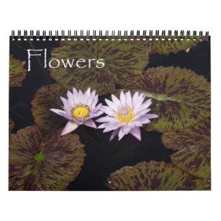 2016 Flowers Calendar