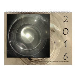 2016 Goal & Deadline Calendar
