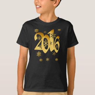 2016-gold T-Shirt