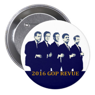 2016 GOP Presidential Contenders Button