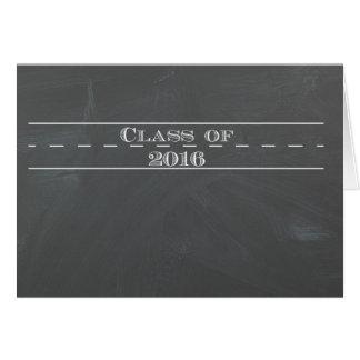 2016 Graduate card