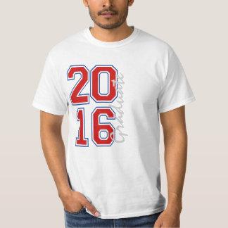 2016 Graduate Numbers T-Shirt