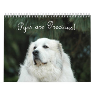 2016 Great Pyrenees Calendar
