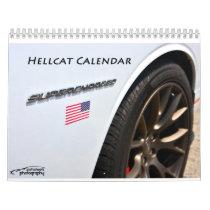 2016 Hellcat Calendar