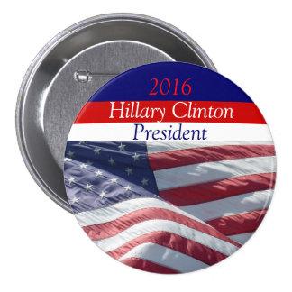 2016 Hillary Clinton President by HillaryClinton4u Button