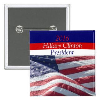 2016 Hillary Clinton President by HillaryClinton4u Pin