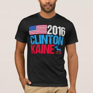 2016 Hillary Clinton Tim Kaine T-Shirt