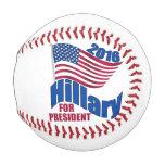 2016 Hillary for President Baseball