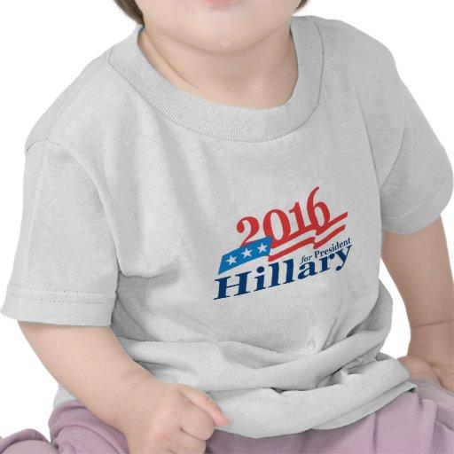 2016 Hillary T-shirts