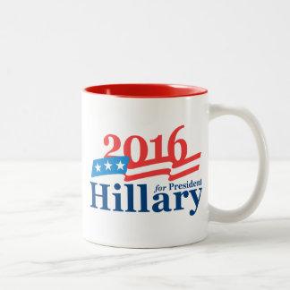 2016 Hillary Two-Tone Coffee Mug