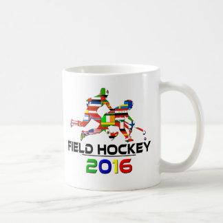 2016: Hockey hierba Taza