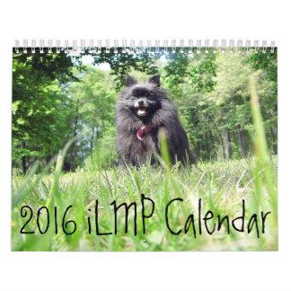 2016 iLMP Calendar