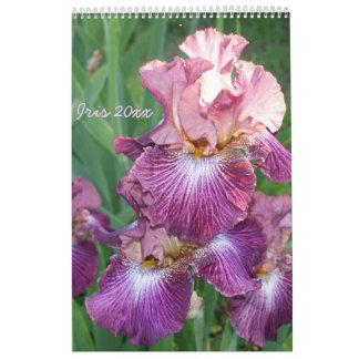 2016 Iris Calendar