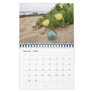 2016 Japanese Glass Float Calendar