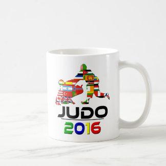 2016: Judo Coffee Mug