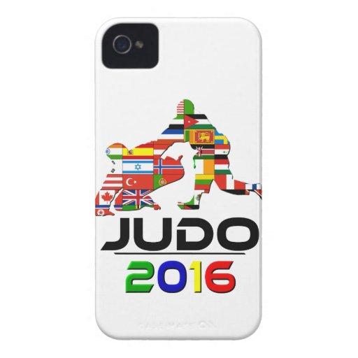 2016: Judo iPhone 4 Case-Mate Case
