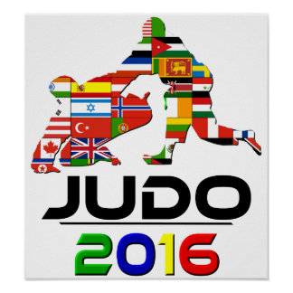 2016: Judo Poster